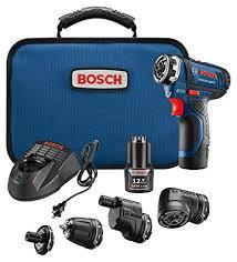 Bosch GSR12V-140FCB22 Cordless Electric Screwdriver Kit - 12V <b>5</b> ...