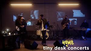 GIVĒON: <b>Tiny</b> Desk (Home) Concert - YouTube