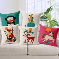 Cotton <b>Zebra</b> Print Cushion Covers Australia   New Featured Cotton ...