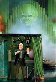 Image result for images of the wizard of oz behind the curtain
