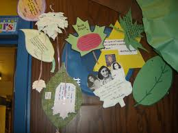 cms supernovas the anne frank leaf project the advanced english 8 students the play the diary of anne frank and the novel the diary of a young girl as a culminating activity the students