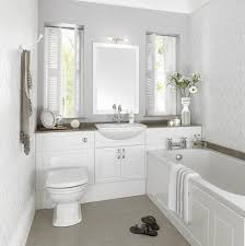White Bathroom Units Fitted Bathroom Furniture