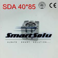 Free Shipping <b>SDA 40</b>*85 <b>40mm</b> bore 85mm stroke double acting ...