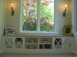 storage bench for living room: low window large window amp lighting in living room color theme with traditional style