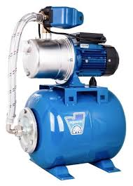 <b>Насосная станция Aquario AUTO</b> AJS-100A (1000 Вт) — купить по ...
