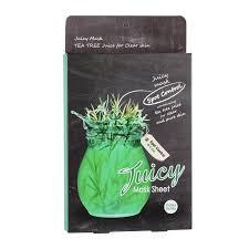 <b>Holika Holika</b> Tea Tree <b>Juicy Mask Sheet</b> 5 pcs | Näomaskid | <b>Holika</b> ...