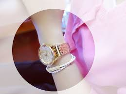 <b>Luxury Lovers</b>' <b>Watches</b> Women Fashion Stainless Steel Wrist ...