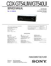 sony cdx gt640ui wiring diagram wiring diagram sony cdx gt54uiw cd receiver wma aac player manuals sony cdx gt54uiw wiring diagram diagrams