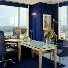ocean glam awesome color home office
