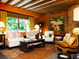 tropical living rooms:  images about mb living room tropical theme on pinterest ceiling fan blades orange living rooms and tropical