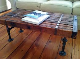 Dining Room Tables Reclaimed Wood Reclaimed Wood Coffee Table With Metal Legs Coffee Tables