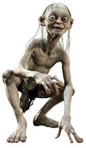 Resultado de imagen de Gollum