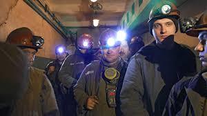 Боги подземного мира: непобедимый <b>Донбасс</b> начинается с шахты