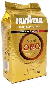 <b>Кофе в зернах Lavazza</b> Qualita Oro, 1 кг — купить в интернет ...