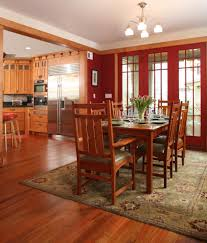 mission style dining furniture mission style dining table dining room craftsman with area rug chandel