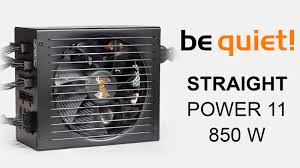 Обзор и тест <b>блока питания be</b> quiet! Straight Power 11 850W ...