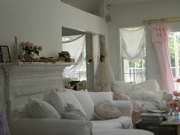 shabby chic living room curtains chic living room curtain