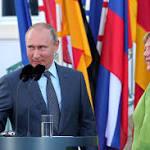 Putin to Merkel: EU Can't Afford a New Syria Refugee Crisis