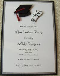 colors formal high school graduation invitations formal high school graduation invitations