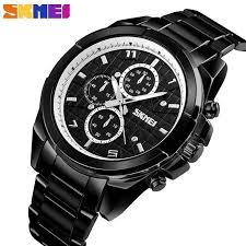 SKMEI <b>Bluetooth Smart Watch</b> Men Wristwatches Calorie Pedometer