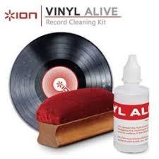 <b>Комплект для очистки винила</b> ION Audio Vinyl Alive - купить по ...