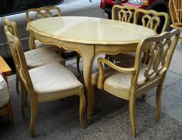 french style dining room sets