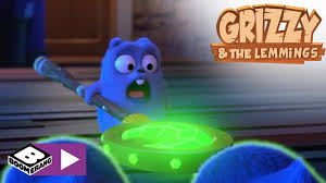 Grizzy <b>&</b> the Lemmings | <b>Wand</b> of power | Boomerang Africa - YouTube