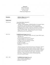 Teacher Resume Templates   housekeeping sample resume