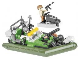 Купить <b>Конструктор Cobi</b> Small Army 2163 <b>Патрульная лодка</b> по ...