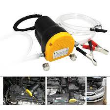 <b>12</b>/<b>24V</b> 60W Auto Car <b>Electric</b> Submersible <b>Pump</b> Fluid <b>Oil</b> Drain ...