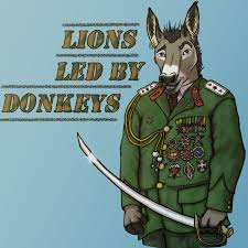 Lions Led By Donkeys Podcast