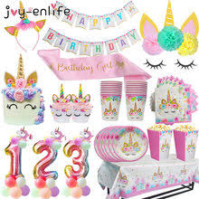 Best value <b>Disposable</b> Cup <b>Unicorn Party</b> – Great deals on ...