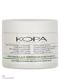 <b>Крем</b>-<b>маска для укрепления и</b> роста волос 300 мл КОРА 2896636 ...