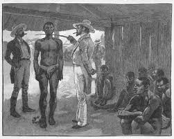 the middle passage slavery past and present the
