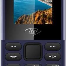 Купить <b>Кнопочный телефон Itel IT5606</b> City Blue в России - обзор ...