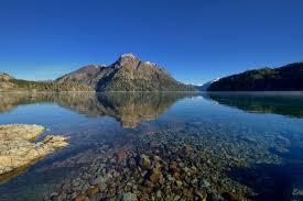 Resultado de imagen para imagenes del lago nahuel huapi