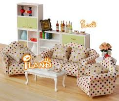 model doll house diy furniture mini sofa fancy 1 4 wooden dolls house furniture cheap wooden dollhouse furniture