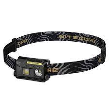 <b>Nitecore NU25</b> 360lm Portable USB Rechargeable Headlamp ...