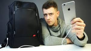 <b>KingSons Рюкзак</b> с USB Для Всех и для Всего - YouTube