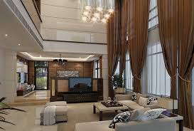 creative living room ideas design: creative living room ideas fantastic brown fabric vertical curtain grey metal modern shade pendant lighting samples