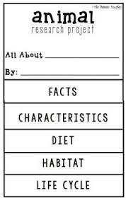 Best Images of Informational Report Template    nd Grade Book     lbartman com