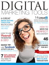 About 'Digital Marketing Tools' magazine
