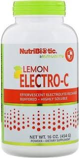 NutriBiotic, <b>Immunity</b>, <b>Lemon Electro-C</b> Powder, 16 oz 454 g price in ...