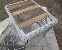 diy furniture restoration ideas. How To Replace A Glass Tabletop With Rustic Wood Tray Refurbished FurnitureFurniture RefinishingFurniture ProjectsDiy Diy Furniture Restoration Ideas R