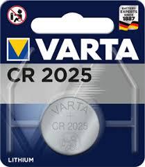 Купить <b>Батарейка VARTA ELECTRONICS</b> CR2025 BL1 (блистер ...