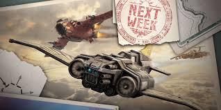 Coming Soon: A <b>New</b> Age of Aerial <b>Combat</b> - Warhammer Community
