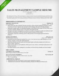 salesperson  amp  marketing cover letters   resume genius s manager resume sample sales manager resume  sales manager cover letter sample