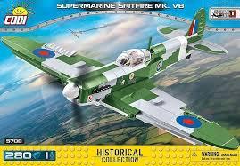 Самолет Supermarine Spitfire Mk. VB. COBI ... - Конструктор COBI