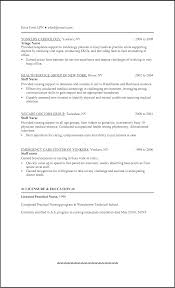 licensed practical nurse resume cover letter cipanewsletter cover letter resume for licensed practical nurse resume for