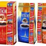 <b>Кофе</b> Атташе (<b>Attache</b>): описание, история и виды марки